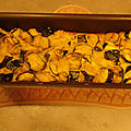 Terrine de courgettes au basilic (de sandrine)
