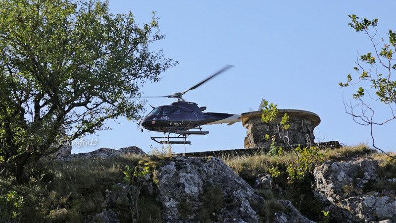 Photos JMP©Koufra12 - Roc Castel Hélicoptère - 04092018 - 0409