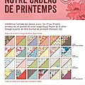 Stampin' up! fête le printemps