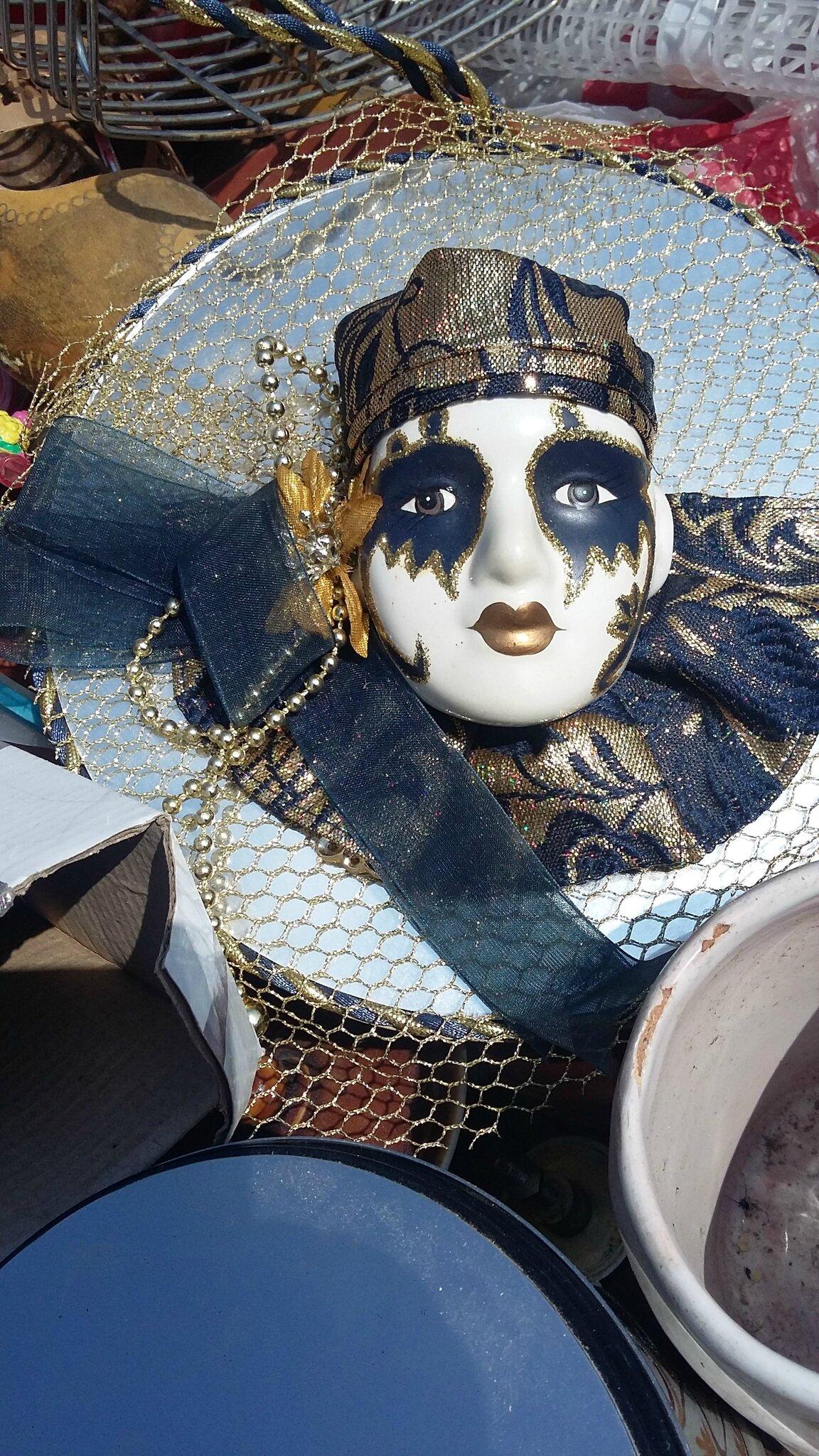 Les Masques.. de Venise