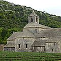 Vacances - seconde partie : l'abbaye de senanque