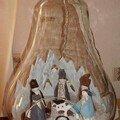 2006-Crèche dans une petite bonbonne