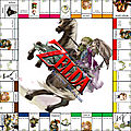 Monopoly zelda twilight princess