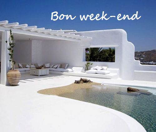 Bon week end regards et maisons for Construccion de piscinas precios chile