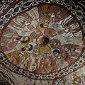 abyss land yemaeta church painting ,tigray