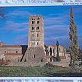 St Michel de Cuxa - abbaye
