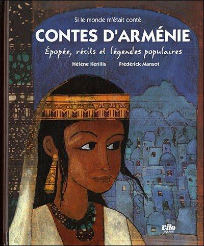 couverture contes d'arménie
