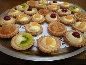 mini tartelettes aux fruits (26)