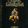 Livre : l'apprenti épouvanteur, de joseph delaney