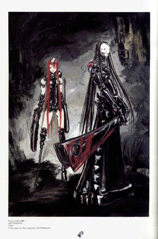 Canalblog Manga Blame Artbook020