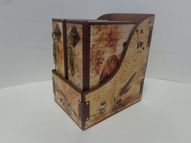 """Box albums duo """"The Muse"""""""