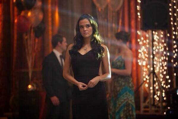 Rose Hathaway Vampire Academy movie