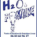 H2O fontaines