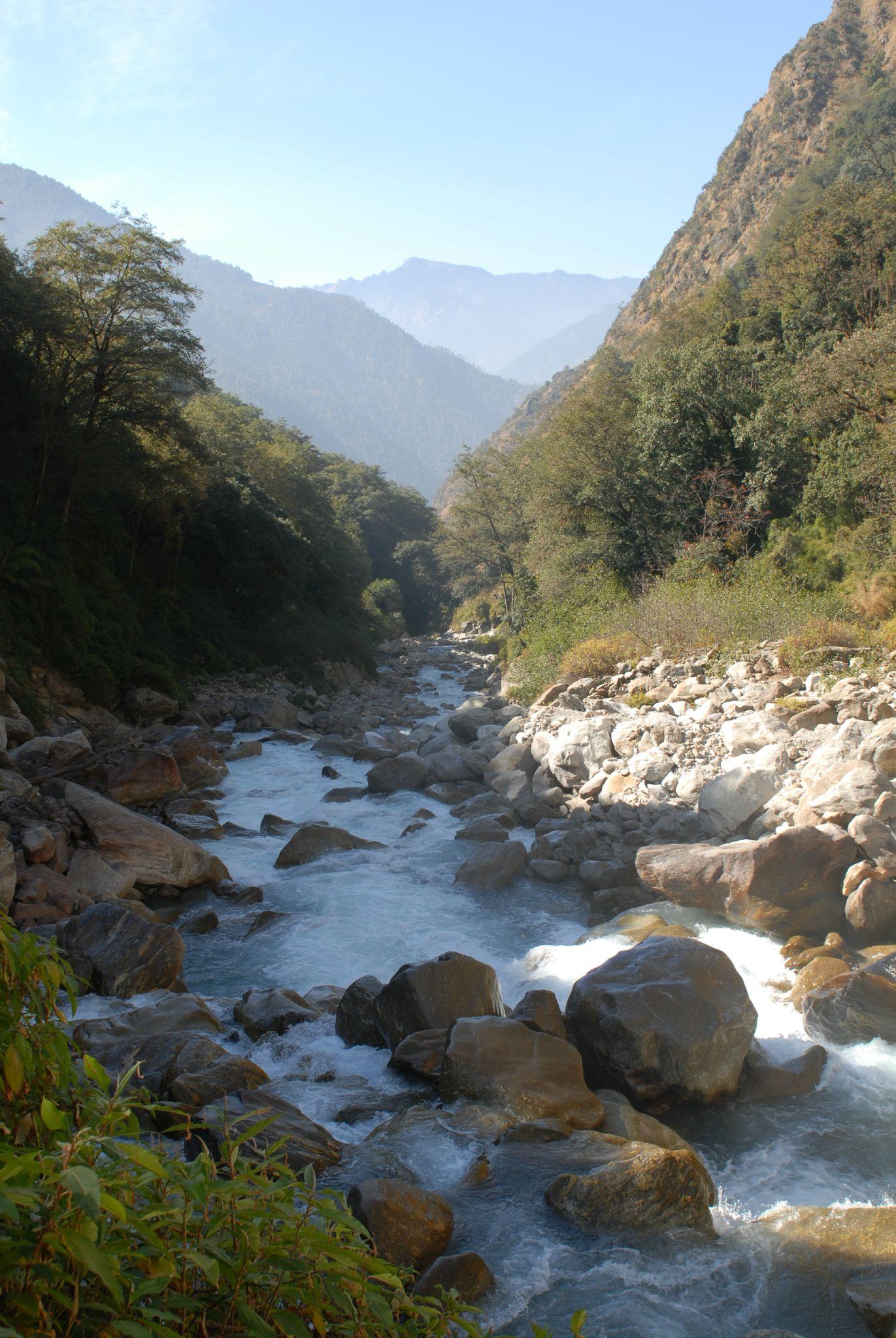 vallée du Langtang