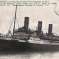 1918-12-28 - Baquebot lutetia