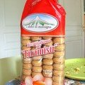 Des biscuits pour Tiramisu (boudoirs)