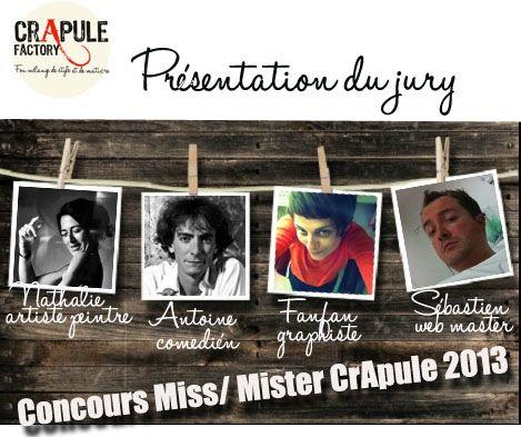 jury miss crapule bg
