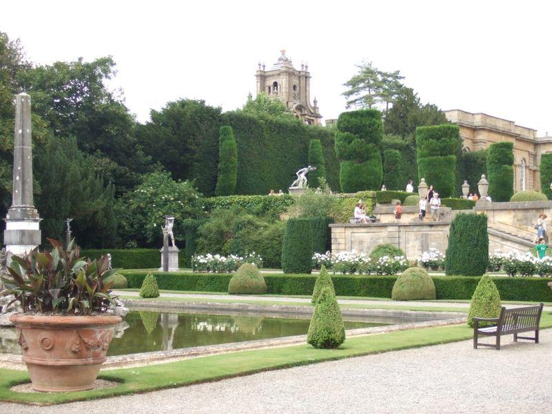 blenheim palace 5