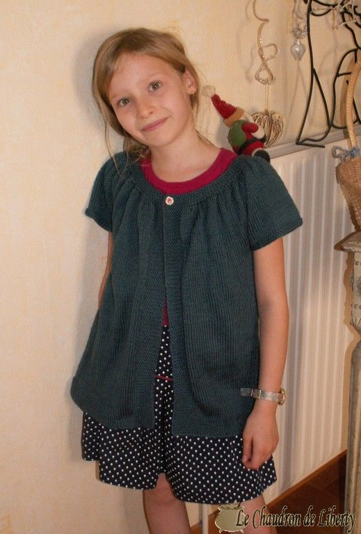 model kina de kids tricot