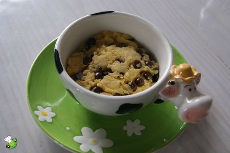 Cup of cookies