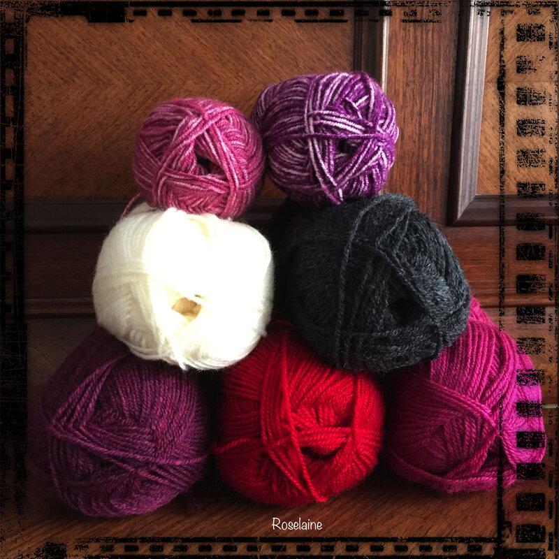 Sunstar Blanket Stylecraft Wool 2