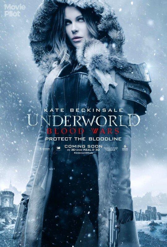 Kate Beckinsale_Underworld movie poster