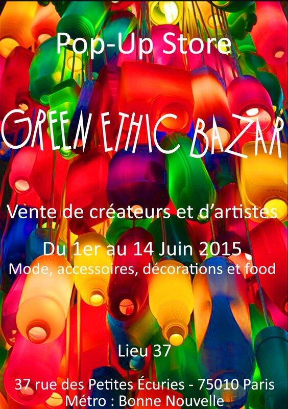 Flyer green ethic bazar 2