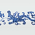Dragons from the empire – imperial ceramics from the yidetang collection at christie's hk 28 may 2021