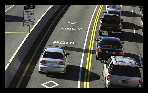 carpool-lane