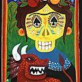Paquita et quetzalcoatl