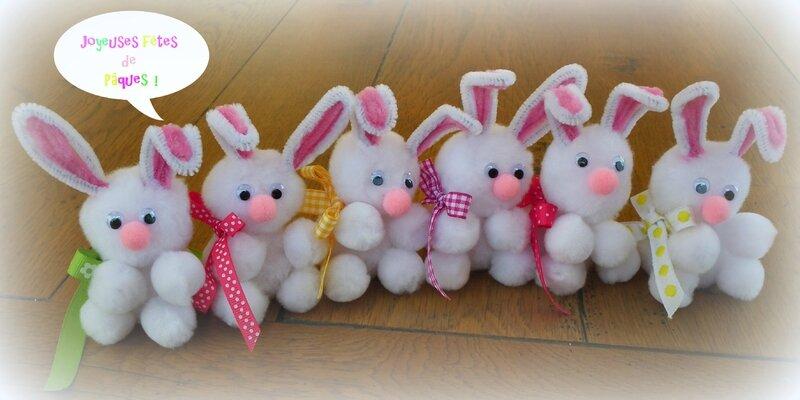 lapins Pâques