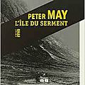 L'île du serment - peter may
