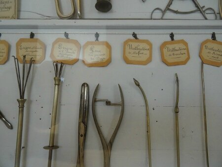 Instruments chirurgicaux1