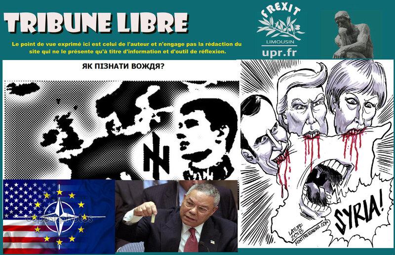 TL SYRIE UKRAINE OTAN