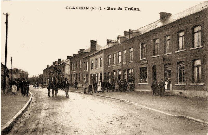 GLAGEON-Rue de Trélon1