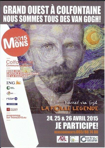 Vincent Van Gogh La Folle Legende