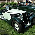 Bmw 319/1 roadster-1936