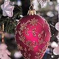Boule de Noël - Blog Marimerveille