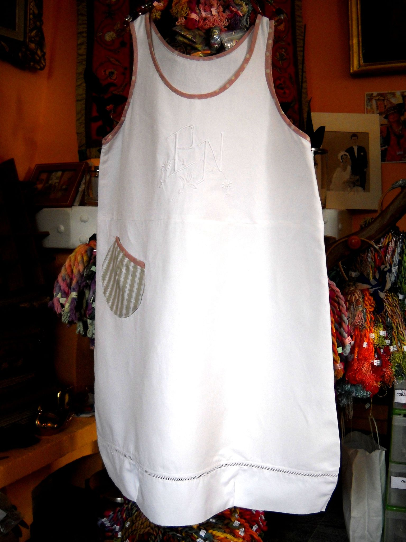 robe drap