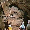 Grotte de valaurie de corbès - cévennes