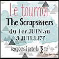 Tournoi thescrapsisters ....