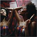 République dominicaine : femme, noire, cheveux crépus et belle !