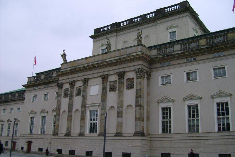 Hôtel de Rome ou Staatsoper