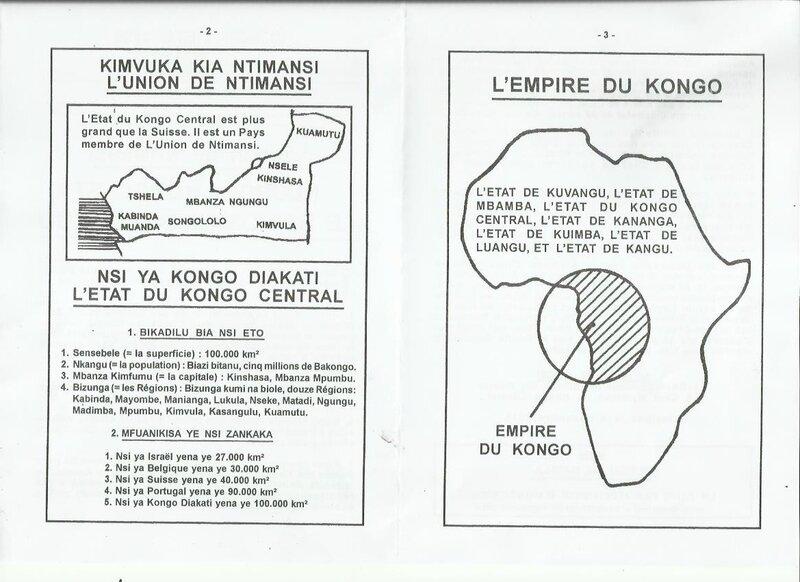 NLONGI'A KONGO ET LE REGIONALISME KONGO b