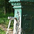 De l'eau ... un robinet !