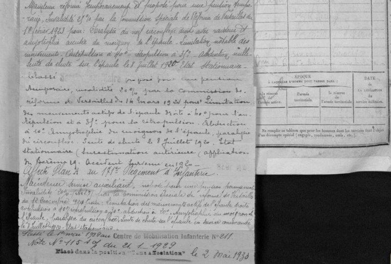 FM de quenech de quevelic cl 1915 bureau de Versailles_3