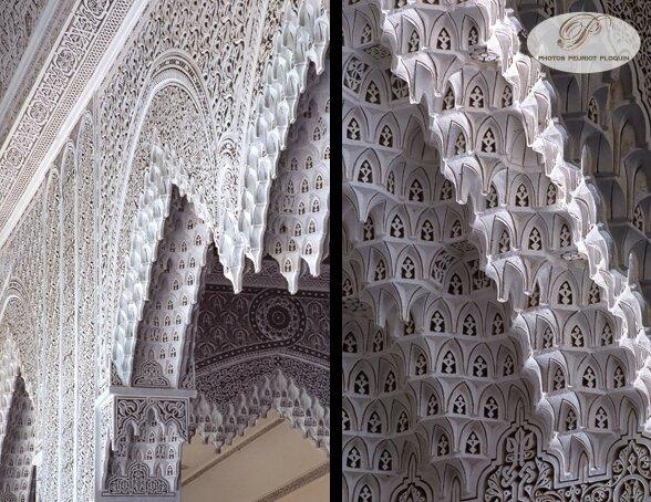RABAT_Palais_royal_et_TELOUET_palais_du_Glaoui