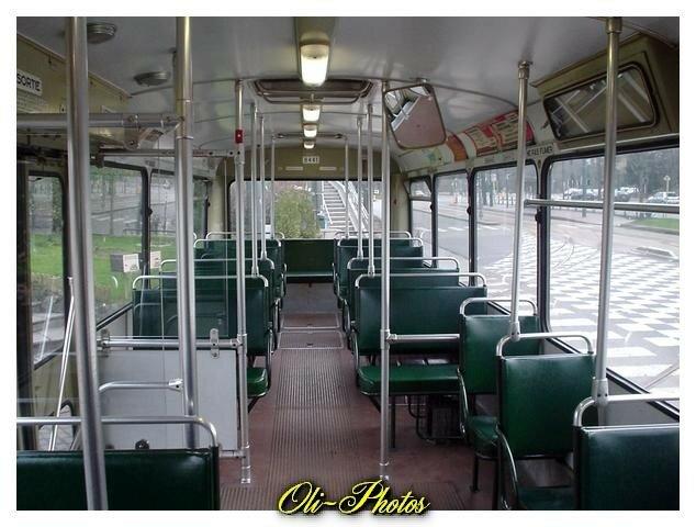 8441 (Van Hool Fiat 3) : intérieur.