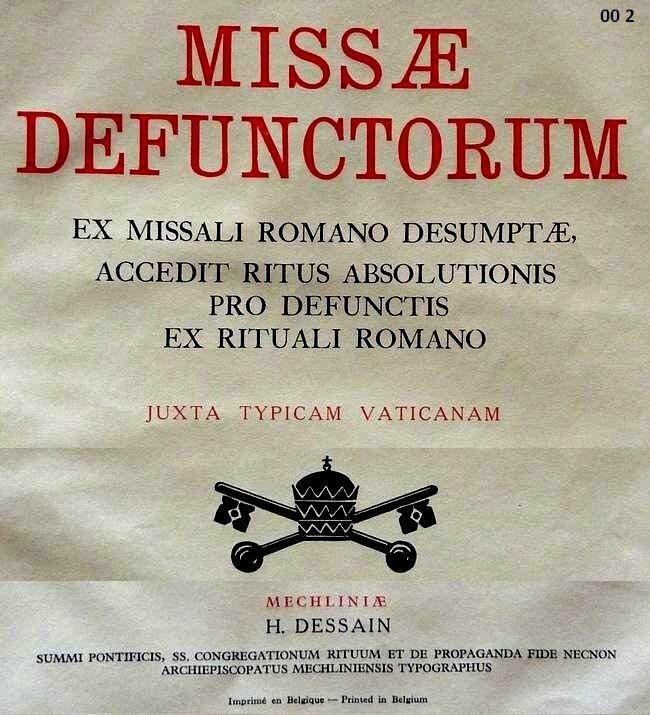 000 2 0263 - BLOG - Missae Defunctorum - 2013 08 06