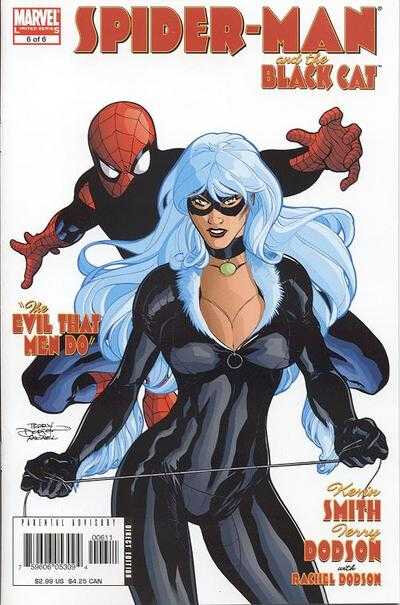 spiderman black cat the evil that men do 06